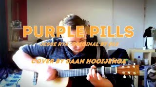 Purple Pills -Jesse Rya/D12 (cover by Daan Hooijenga
