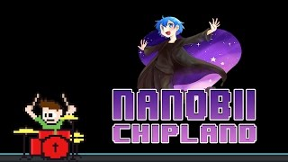 Nanobii - Chipland (Drum Cover) -- The8BitDrummer