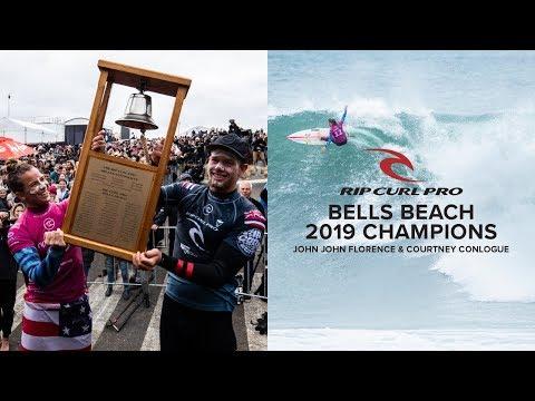 Finals Day | 2019 Rip Curl Pro Bells Beach