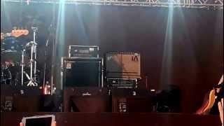 Triggerfinger - I Follow Rivers ( Rock'n Coke 2013 Live )