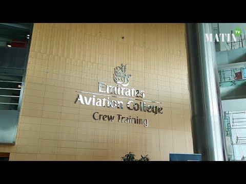 Video : Emirates Cabin Crew Training College, là où s'enracine la culture de service