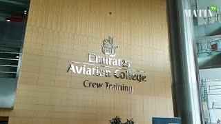 Emirates Cabin Crew Training College, là où s'enracine la culture de service