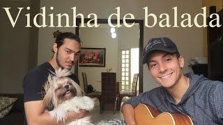 Vidinha de balada - Henrique e Juliano - Cover por Vitoria e Victor Hugo