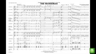 The Incredibles by Michael Giacchino/arr. Paul Murtha
