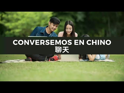 #SHORTS Conversemos en chino mandarín.