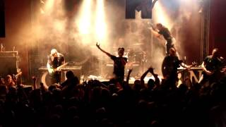 """Caliban LIVE Mein Schwarzes Herz (2 Cam) : Essen, GER : """"Turock"""" : 2016-03-26 : FULL HD, 1080p"""