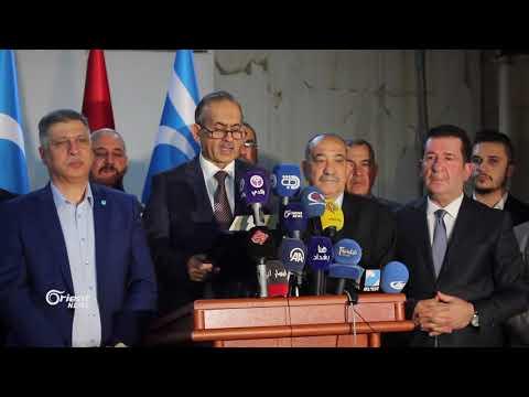 اتفاقية لمقايضة نفط كركوك بالنفط الإيراني
