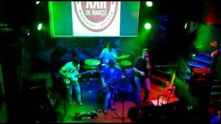 Farofa Vodu - Good Times Bad Times (solo) - Live @ El Toro