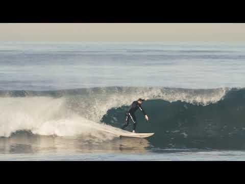 December Surfing in El Porto