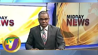 TVJ Midday News: JA Unemployment Rate Down to 7.8% -  July 17 2019