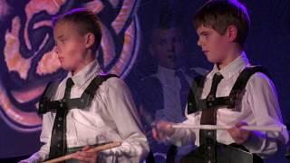 Cape Breton University Pipe Band live at Celtic Colours