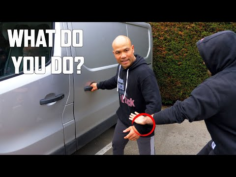 How to beat the bully in the car parking | Master Wong