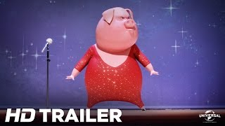 Sing - Quem Canta Seus Males Espanta - Trailer 3 Dublado (Universal Pictures) HD