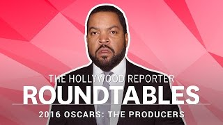 Ice Cube - Oscar Producers Roundtable: The Hollywood Reporter Roundtables