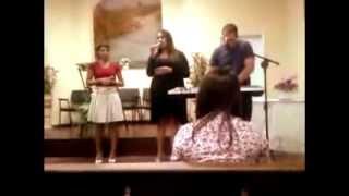 Trio Vocal Livre - Rei da Glória