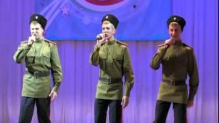 (ВИ ФСИН ТВ) ансамбль Единство - Когда мы были на войне