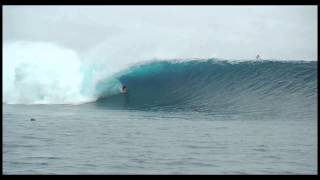 Ian Walsh at Cloudbreak - Ride of the Year Entry - Billabong XXL Big Wave Awards 2013