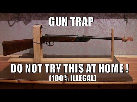 GUN TRAP