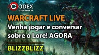 CODEX LIVE - COMEÇANDO AGORA! VEM JOGAR COMIGO!
