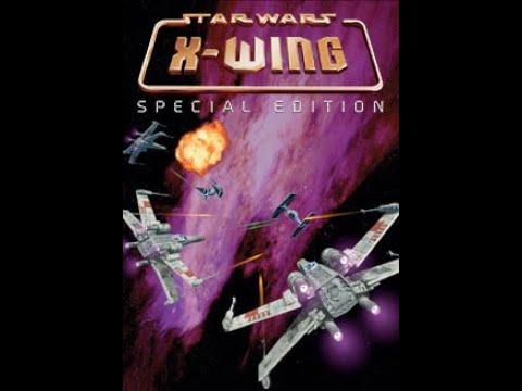 BITeLog 00FF.C: X-Wing (DOS) [A-WING] Pilot Proving Ground