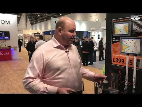 SeaTalk to NMEA converter