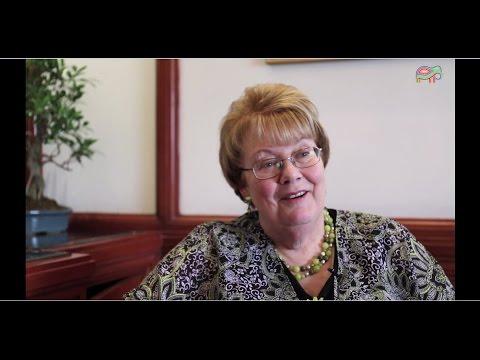 Dr. Teresa Sullivan on international student life at UVA