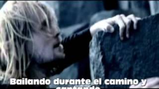 Sonata Arctica- Victoria's secret music video (Subtitulos español)