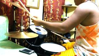Kamikazee - Halik | Tower Sessions OSE -Drum Cover