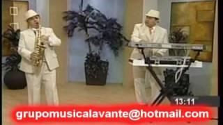 EUROPA(Carlos Santana) EN SAX GRUPO AVANTE MERIDA