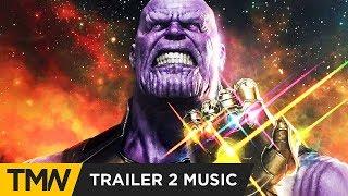 Avengers Infinity War - Trailer 2 Music | Audiomachine - RedShift