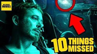 Avengers: Endgame Trailer - Easter Eggs & Things Missed