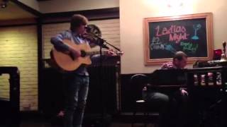 Dylan Tierney live @ Nellies - The Boat Song