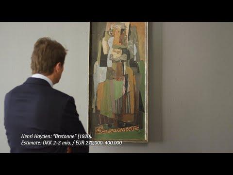 From a Melting Pot of Art: a Cubist Work by Henri Hayden - Summer Auction 2019