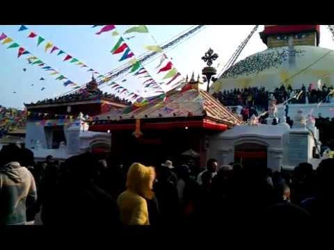Boudha Street Festival – December 2011