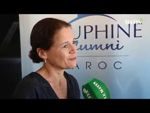 """Video : Isabelle Huault : """"Nous souhaitons donner un nouvel élan à Dauphine Casablanca"""""""