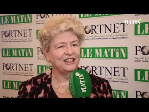 Video : Logismed 2019 : Déclaration de Virginia Cram-Martos