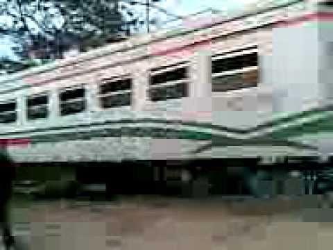 Azampur Rail Crossing
