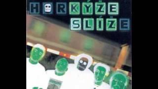 Horkyze slize - vlak