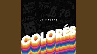 La Fouine - Colorés