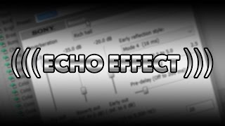How To: Create an Echo Effect in Sony Vegas Pro 11, 12, 13 & 14