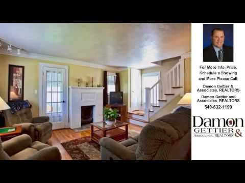 2531 VANCOUVER DR NW, Roanoke, VA Presented by Damon Gettier & Associates.