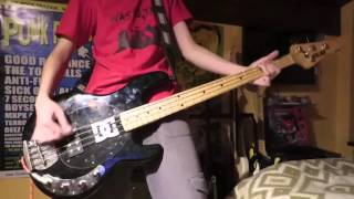 Operation Ivy - Jaded BASS Cover