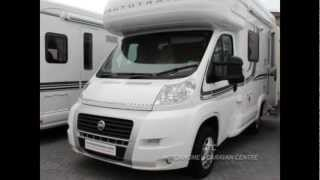AUTOTRAIL TRACKER EK SE 2 X BERTH LOW PROFILE COACHBUILT MOTORHOME WITH END KITCHEN