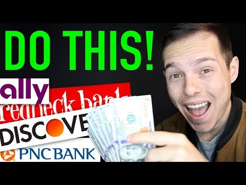 I FOUND THE 5 BEST BANK ACCOUNTS! photo