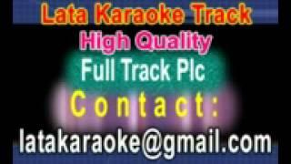 Wada Karo Nahi Chodoge Karaoke Aa Gale Lag Jaa {1973} Lata,Kishore