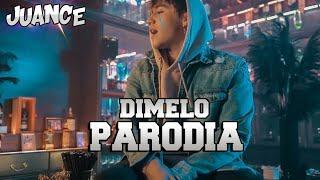 Paulo Londra - Dimelo ( PARODIA ) PROD. MJC MUSIC