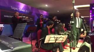 2017.6.17 Juan Drienzo Live D1 en Taipei  (2)