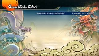 Naruto Storm Revolution Demo - Online Mode Has Ended!
