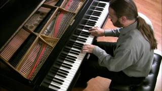 Bach: Contrapunctus 1 from The Art of Fugue