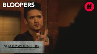 Shadowhunters   Bloopers Season 2, Part 2   Freeform